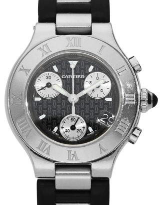 Cartier Must 21 W10125U2