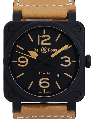 Bell and Ross BR03-92 BR03-92 Heritage