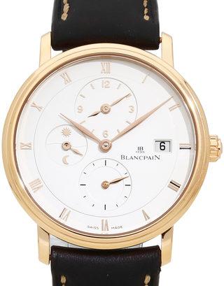 Blancpain Villeret GMT  6260-3642-55