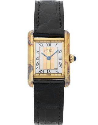 Cartier Tank Vermeil 5057001
