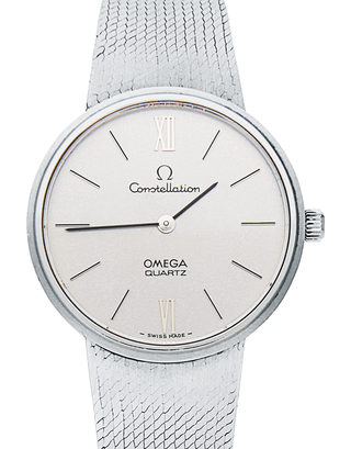 Omega Constellation Quartz 191.0010
