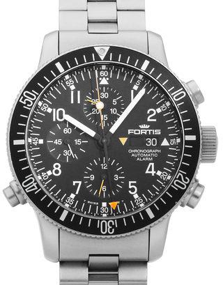 Fortis B-42 Chronograph Alarm 639.22.170