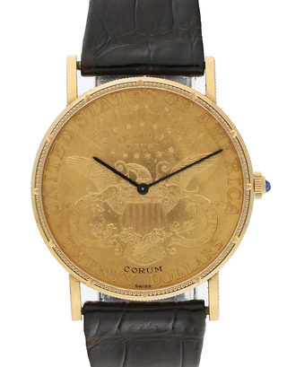 Corum Twenty Dollars 1905