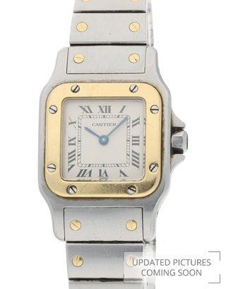 Cartier Santos W20012C4 1057930