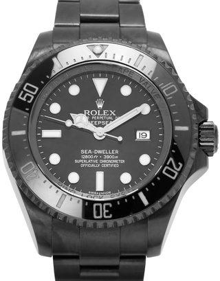 Rolex Deepsea 116660 PVD