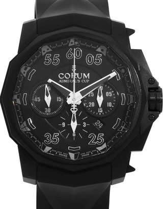 Corum Black Hull 48 753.934.95/0371 AN92