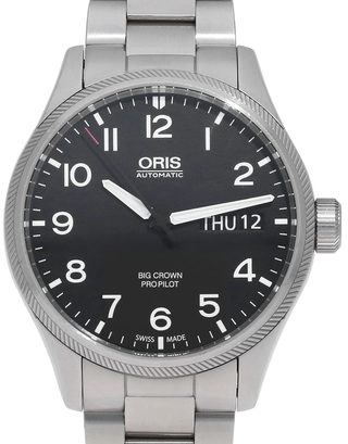 Oris Big Crown ProPilot 01 752 7698 4164-07 8 22 19