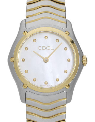 Ebel Classic Quartz  1256F21