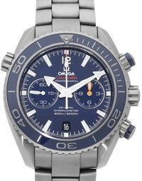 Omega Seamaster Planet Ocean 600 M Chronograph