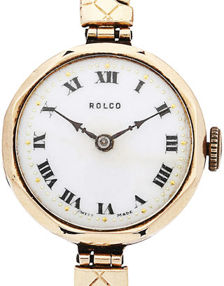 Rolco  BT Co. 14'' ligne