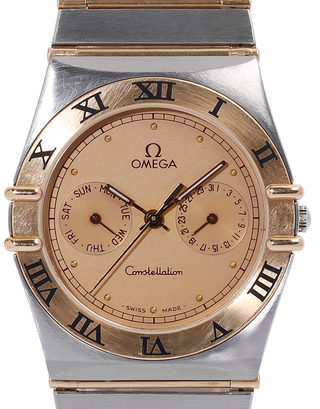 Omega Constellation Chronometer 398.0869