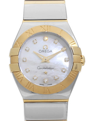 Omega Constellation Quartz 123.20.24.60.55.004