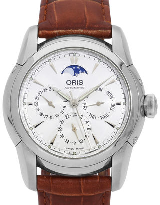 Oris Artelier Complication 581 7546 40 51 LS