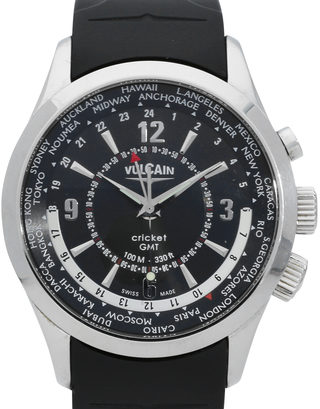 Vulcain Aviator GMT 100108.028RF