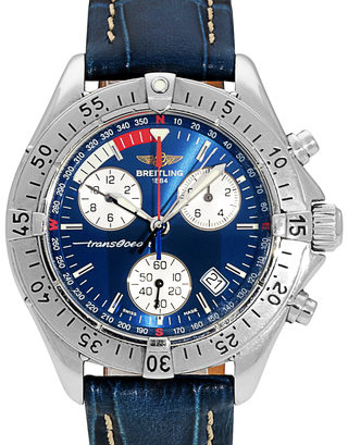 Breitling Transocean Chronograph A53340