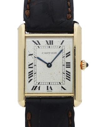 Cartier Tank Quartz W1002753