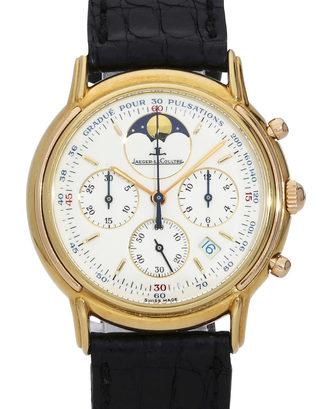Jaeger-LeCoultre Odysseus Chronograph 165.7.30