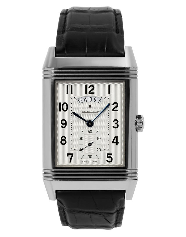f93a40786fe9 Jaeger-LeCoultre Reverso Grande Date Q3748420 - 31.5 mm Leather for Sale
