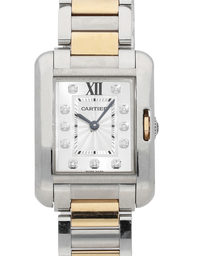 Cartier Tank Anglaise WT100032 3485