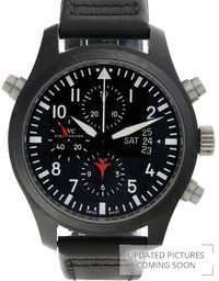 IWC Pilots Double Chrono IW379901