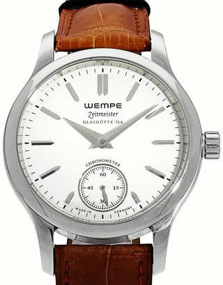 Wempe Glashütte i / SA Zeitmeister WM24 0001