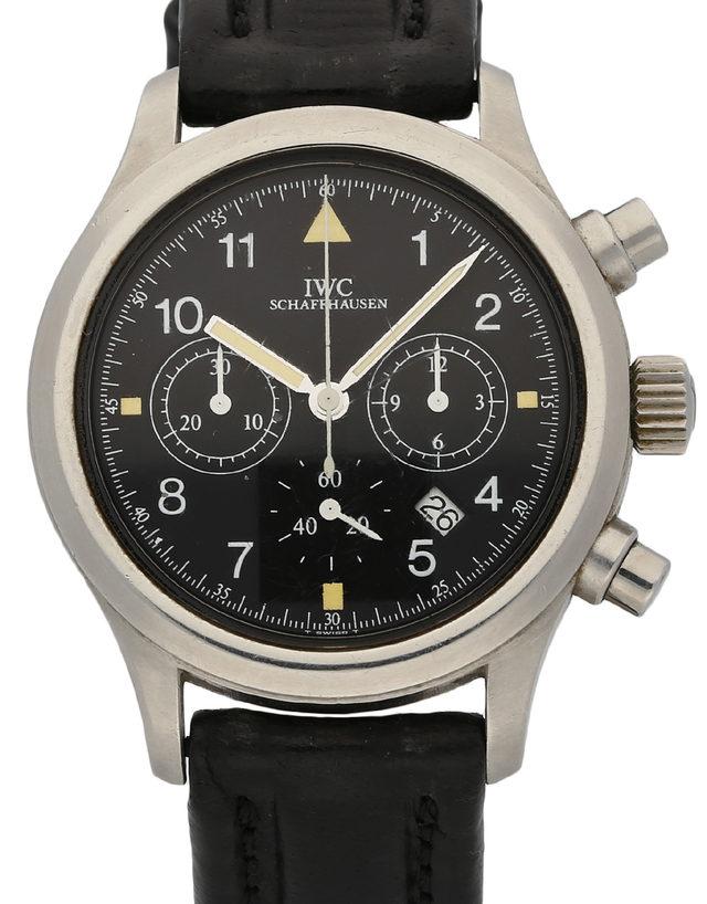IWC Pilots Chronograph 3740