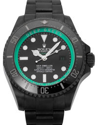 Rolex Deepsea Deep Green St-Tropez Limited