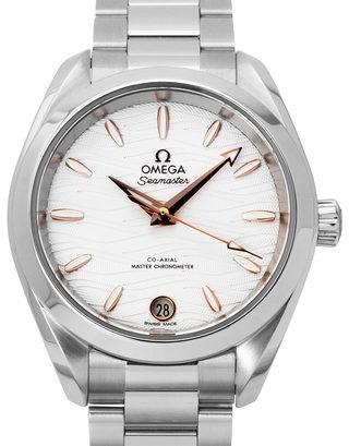 Omega Seamaster Aqua Terra 150 M Co-Axial Master Chronometer 220.10.34.20.02.001