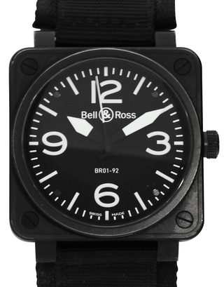 Bell and Ross BR01-92 Steel