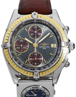 Breitling Chronomat with UTC D13047/A61172