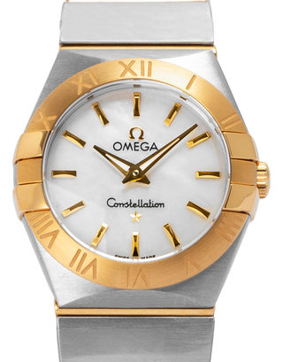 Omega Constellation Quartz 123.20.27.60.05.004