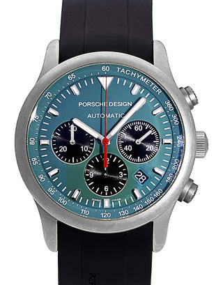 Porsche Design Dashboard Chronograph  6612.10/1
