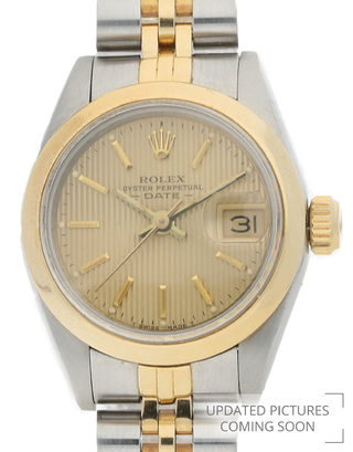 Rolex Lady-Datejust 69163