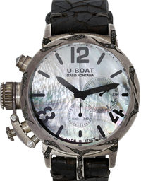 U-Boat Phoenix Chrono Mother of Pearl 7578