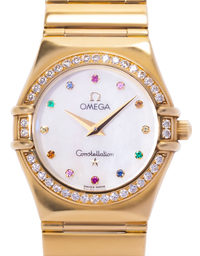 Omega Constellation Iris