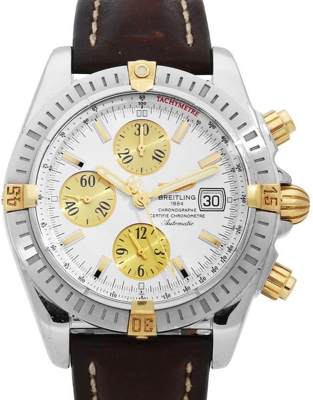 best authentic 84d6c 1f91a Breitling Chronomat Evolution B13356