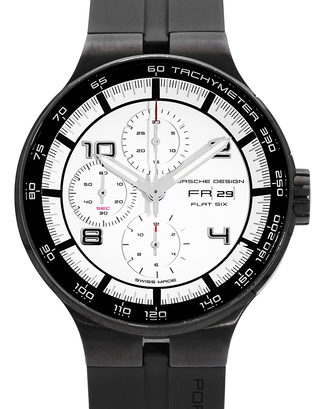 Porsche Design Flat Six Chronograph 6360.43