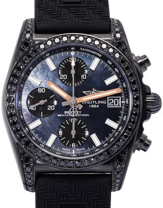 Breitling Chronomat 38 Sleek D Bentley 'Bentayga' M133102Z.BE70
