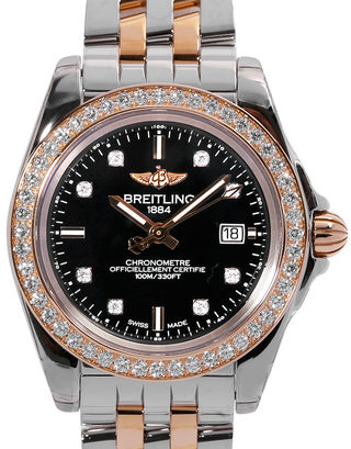 Breitling Galactic 32 Sleek Edition C7133053.BF64.792C