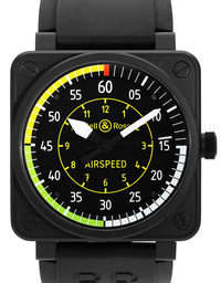 Bell and Ross Airspeed BR0192-AIRSPEED