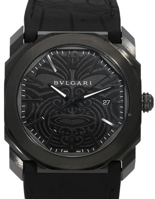 Bvlgari Octo Solotempo 41 All Blacks 102249
