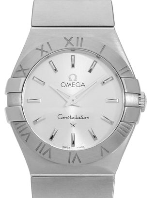 Omega Constellation Quartz 123.10.27.60.02.001