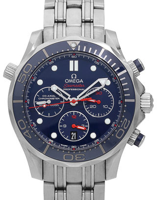 Omega Seamaster Diver 300 M Chronograph 212.30.44.50.03.001