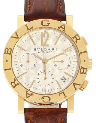 Bvlgari Chronograph  BB38GLCH