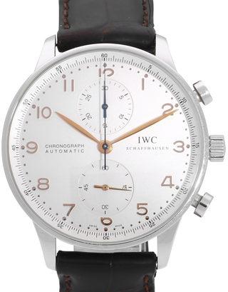 IWC Portuguese Chronograph IW371445