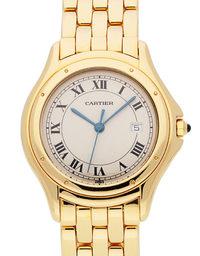 Cartier Cougar W25013B9