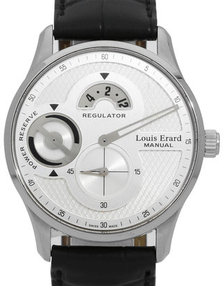 Louis Erard 1931 Regulator Reserve de March 54209AS11.BDE03