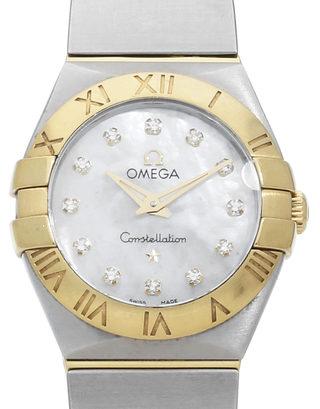 Omega Constellation Quartz 123.20.24.60.55.002