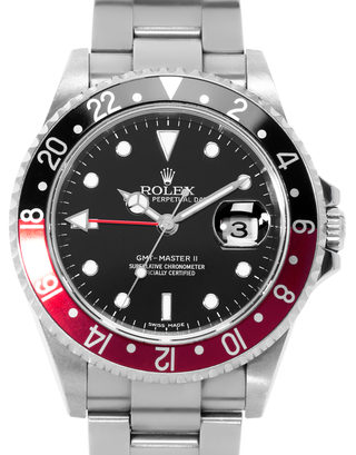 Rolex GMT Master II 16710 Stick Dial