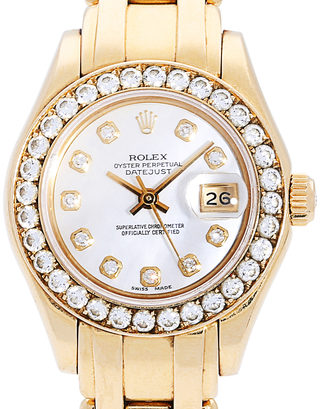 Rolex Pearlmaster 69298